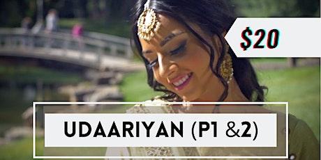 Udaariyan (Part 1 & 2)- ZOOM CLASS! tickets