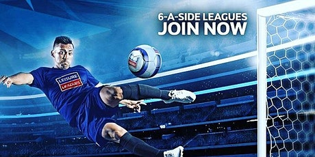 Leisure Leagues Brightlingsea 6 a side Football League tickets