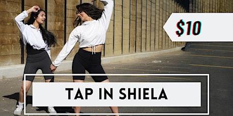 Tap In Shiela- ZOOM CLASS! tickets