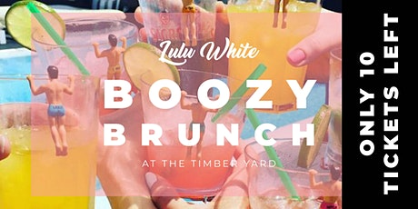 Cup Eve - Boozy Brunch (Session 2) tickets
