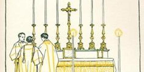 Weekday Mass (Private Prayer 05/11-06/12) - Tuesday  at  St Matthew's tickets