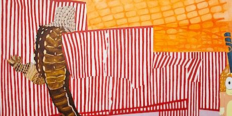 Exhibition: Sally Molloy, Rhizomes, Reverberations, and Response-ability tickets