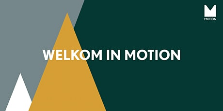Motion Church Samenkomst zondag 1 november tickets