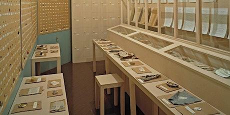 Mot et nytt museum: Ilya Kabakov - Søppel som poesi og politikk tickets