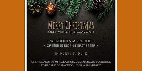 Olieverdiepingsavond Apeldoorn 17 december 2020 tickets