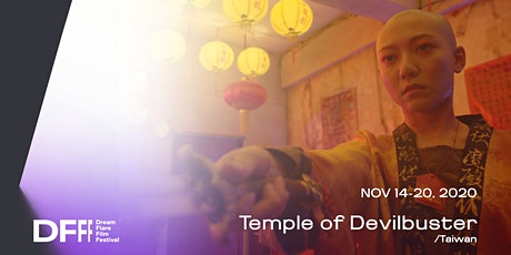 DFFF 2020 - Temple of Devilbuster tickets