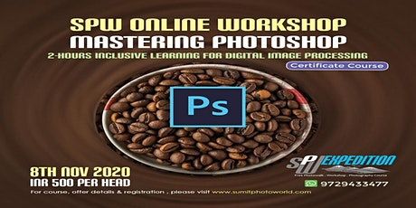 Mastering Photoshop Module 2 tickets