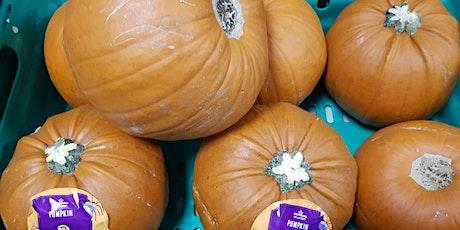Pumpkin Collection tickets