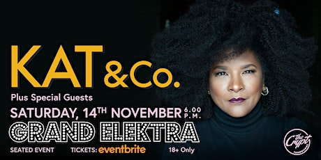 Kat & Co plus special guests tickets