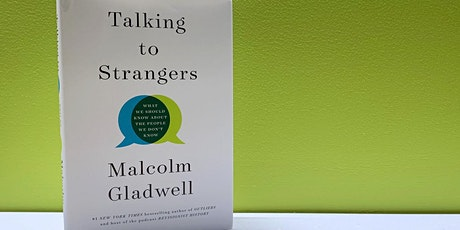 Book Review & Discussion : Talking to Strangers tickets