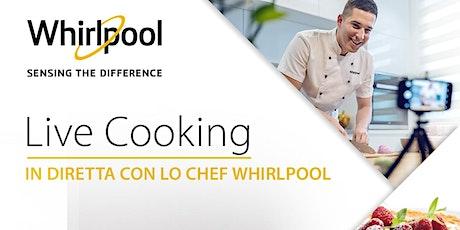 """Corso di Cucina """"Menu Senza Glutine""""  con Microonde Whirlpool  con COMET biglietti"""
