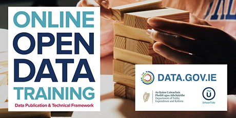 ONLINE Ireland Open Data - Data Publication & Tech Framework (Jan 2021) tickets