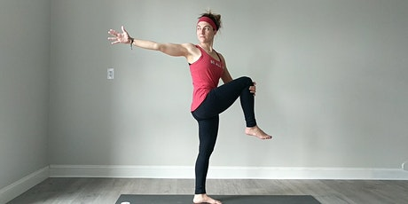 60 Minute Online virtual Power Yoga with Brittany tickets