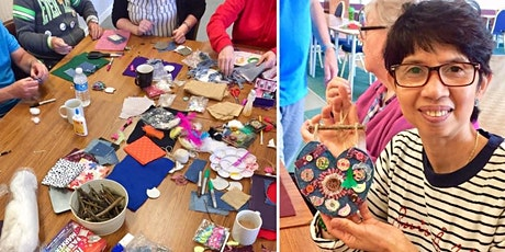 Nurturing Positivity Through Textile Art tickets