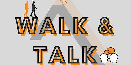 Walk & Talk - i primi passi per un progetto vincente biglietti