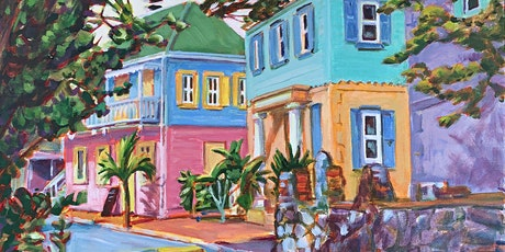 Island Paintscapes by David Thrasher tickets