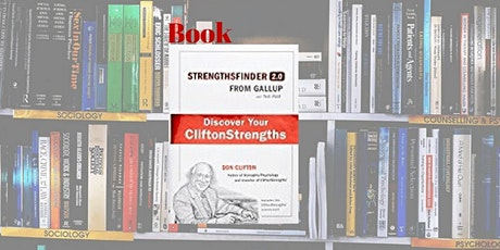 Book Review & Discussion : StrengthsFinder 2.0 tickets