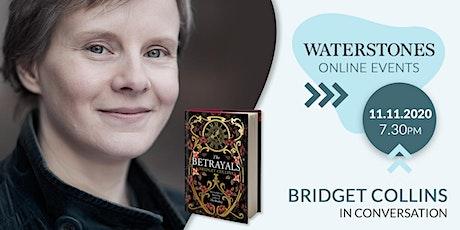 Bridget Collins in conversation tickets