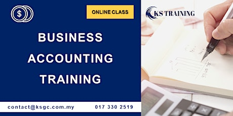 2 Days Business Accounting Training [HRDF Claimable] tickets