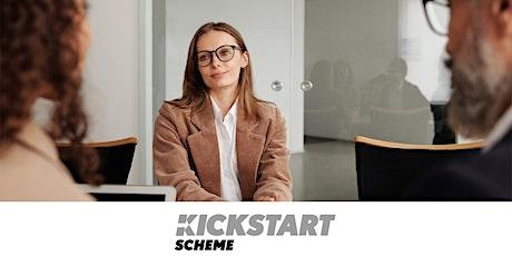 Kickstart your Business – the Kickstart Scheme Webinar tickets