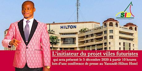 PRESENTATION DE LA SID CAMEROUN ET DU CONCEPT CONSOMMONS CAMEROUNAIS billets