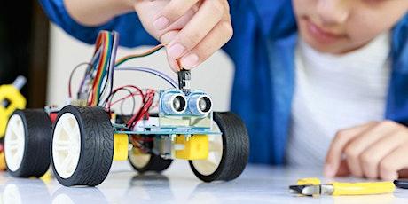 OPEN DAY - Sperimentare con un ROBOT programmabile - Laboratorio biglietti