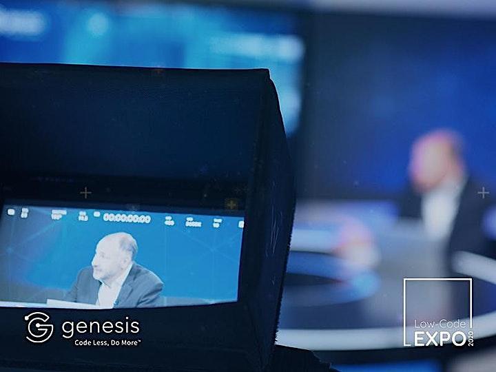 Genesis Low-Code Upload   April 2021 image