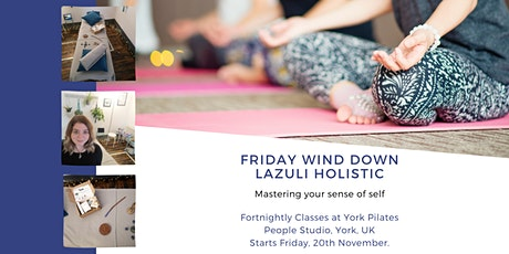 Friday Wind Down: Every Fortnight ( 20th November) tickets
