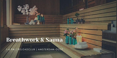 Miniretraite Ademwerk & Sauna (women only) tickets
