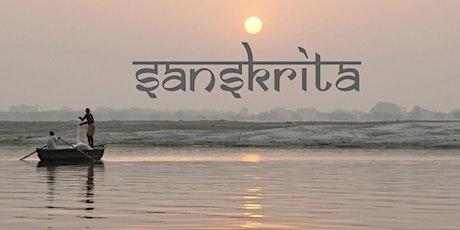 Sanskrit Study Weekend 21 -22 November  Online via Zoom tickets