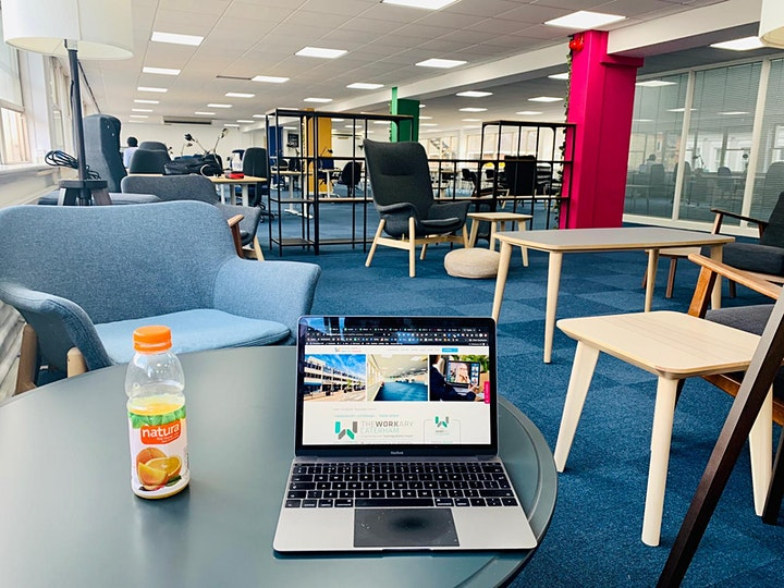 Try Out Tuesday: Freelancers, Startups, Entrepreneurs @ TheWorkary Caterham image