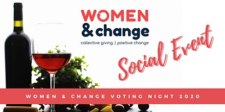 Voting Night 2020 - Social Event tickets