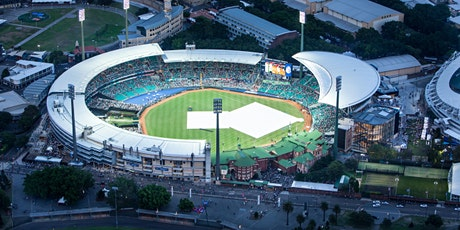 Delaware North Sydney Cricket Ground - Recruitment Sessions tickets