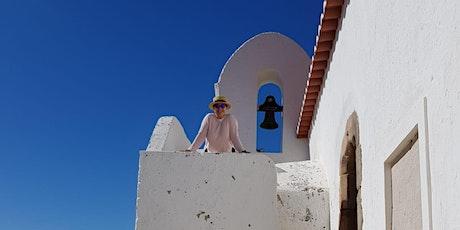 cita INTREPIDA con Mar Villalba. Ruta Almutamid desde Andalucía a Portugal entradas