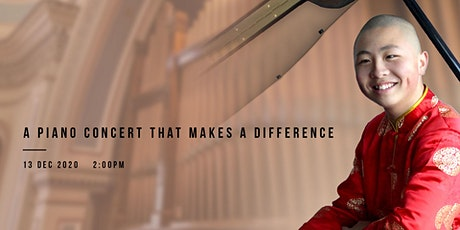 Sheng-Yuan Lynch Charity Piano Concert 2020 tickets