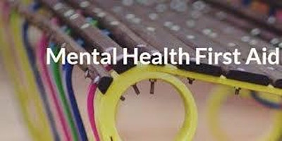Adult Mental Health First Aid – Full  Certification Course- Live,Virtual