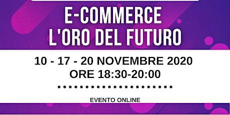 V-OSM E-Commerce del Futuro biglietti