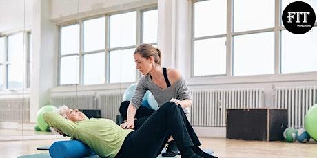FIT-HKG 腰背痛手法治療按摩工作坊 tickets