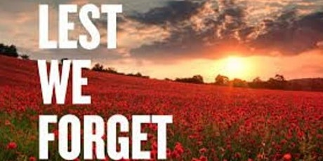 Remembrance Service tickets