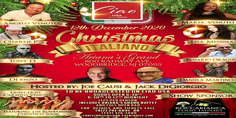Christmas Italiano 2020 tickets