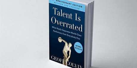 Book Review & Discussion : Talent is Overrated tickets
