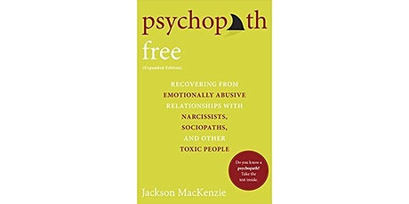 Book Review & Discussion : Psychopath Free tickets