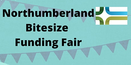Bitesize Funding Fair - Northumberland County Council, Community Chest tickets