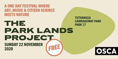 THE PARK LANDS PROJECT tickets