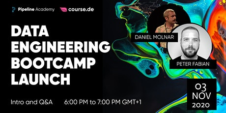 Data Engineering Bootcamp Launch: Info Webinar tickets