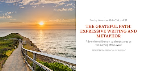 The Grateful Path: Expressive Writing and Metaphor tickets