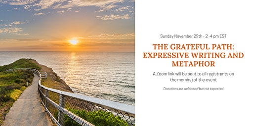 The Grateful Path: Expressive Writing & Metaphor
