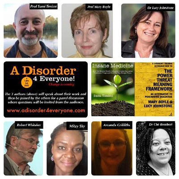 A Disorder for Everyone!  - Change is Coming. image