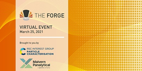 THE FORGE: Characterization of Pharmaceutical Formulations tickets
