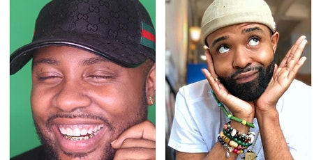 """""""At the same Damn Time"""" Comedy  tour starring Tim Bae and Darren Fleet tickets"""